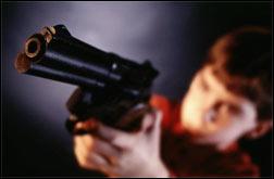 criança armada